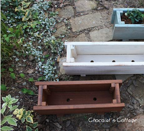 Woodenplanters